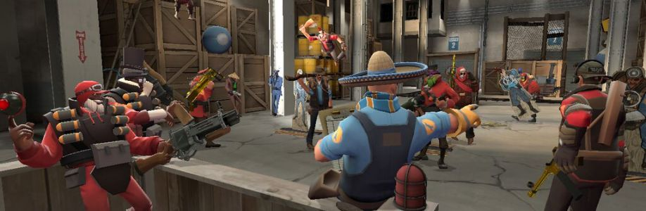 Team Fortress 2 Furries Cover Image