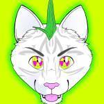 Toxic the Radioactive Cat Profile Picture